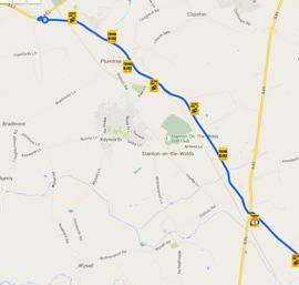 A606 Melton Road
