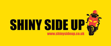 Shiny Side Up Logo